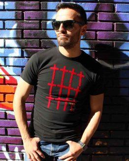 Camiseta cruces