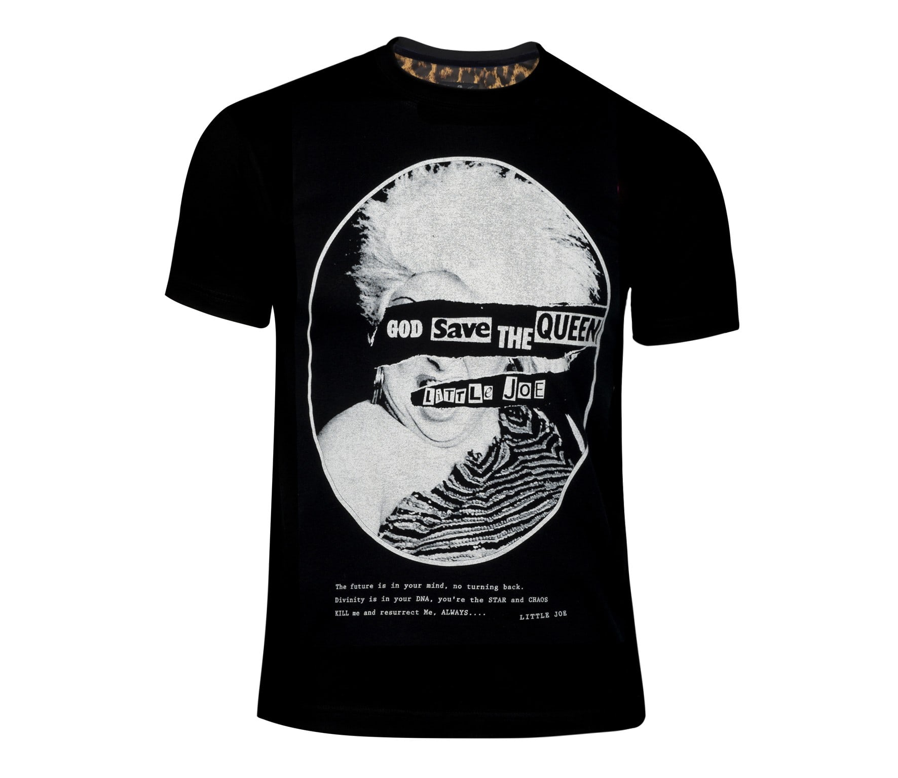 bastante agradable siempre popular costo moderado Camiseta Divine - God Save The Queen Negro