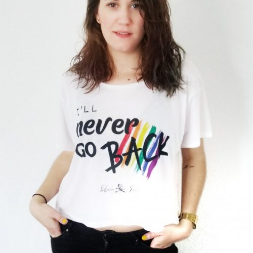 Camiseta Orgullo Gay Corta Chica